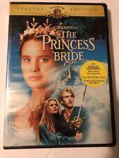 The Princess Bride (Dvd, 2001 Wid )Rob Reiner Norman Lear Fantasy Comedy Romance