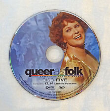 Queer as Folk Season 4 Disc 5 Replacement DVD Disc