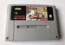 Krusty's Super Fun House Super NES Nintendo SNES PAL Loose Cartridge Only