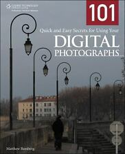 101 Quick and Easy Secrets for Using Your Digital Photographs-ExLibrary