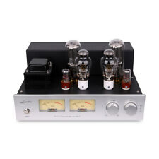 Stereo 300B Push 845 Vacuum Tube Power Amplifier HiFi Class A Audio Amp 25W×2