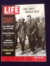 April Life News & Current Affairs Magazines in English