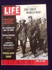 April Life News & Current Affairs Magazines