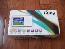 New listing iSing Mobile Karaoke, Nib