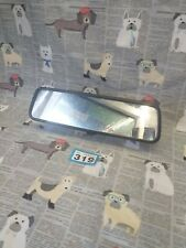 GENUINE 99-07 VW AUDI SEAT SKODA INTERIOR REAR VIEW MIRROR 3B0857511A BLACK -