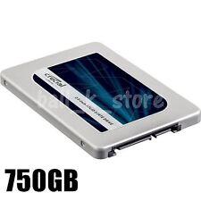 Crucial Brand 750GB MX300 2.5 inch SATA III SSD Solid State Drive Hard Drive