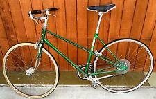 Vintage Womens Motobecane Campagnolo Road Bike Custom Race Adjustable Cranks