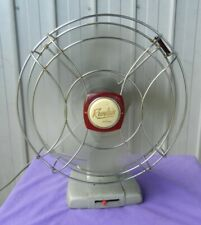Oscillating Desk Fan Revelair 3 Speed 30cm Fan Vintage Retro