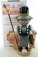 "Steinbach German Wooden Nutcracker Chubby ""Shepherd� S977 New"