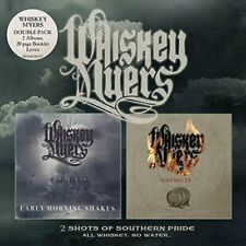 Whiskey Myers - Early Morning Shakes / Firewater (Double Pack) [CD]
