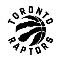 Decal Vinyl Truck Car Sticker - Basketball NBA Toronto Raptors