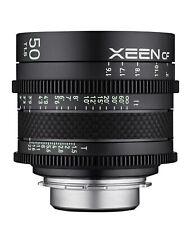 XEEN CF 50mm T1.5 Pro Cinema Lens (Sony E)
