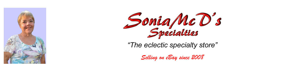 SoniaMcD's Specialties