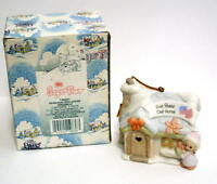 "Precious Moments Sugar Town ""God Bless Our House"" 150231 Ornament in box"