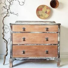 Country Bank of Drawer 20th Century Antique Chests of Drawers