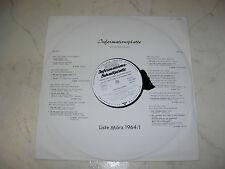 Pattern Plate 1964 Drafi Deutscher, Everly Brass Neil Seda