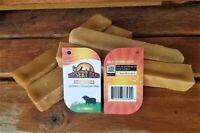 "Desert Dog Himalayan Churpi Yak Chew - LARGE chews avg 4 oz and 7"" each!"