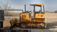 2011 John Deere 450J JD 450 Bull Dozer  6 Way LT Crawler Tractor Bulldozer