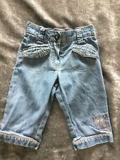 DKNY baby girl jeans size 6 months