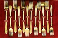 Wm. Rogers 1939 Vintage Regent Sectional IS Silver-plated Flatware 50 Pieces