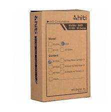 12 X Hiti S420 Carta 10x15 per stampanti serie S420- 12 Confezioni