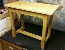 Bespoke Handmade Solid Pippy  Oak Coffee Table, Sofa Table, End Table