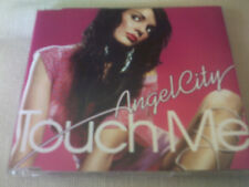 ANGEL CITY - TOUCH ME - 2 MIX DANCE CD SINGLE