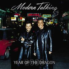 Modern Talking 2000 - Year Of The Dragon CD