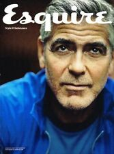 ESQUIRE Magazine,January 2014,George Clooney,John Balsom Limited Editio SEALED