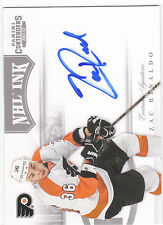 2011/12 Panini Contenders NHL Ink Zac Rinaldo Signatures autograph RC Flyers