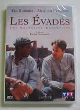 DVD LES EVADES - Tim ROBBINS / Morgan FREEMAN - Frank DARABONT - NEUF