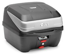 GIVI B32 BOLD TOP BOX Monolock Topbox CASE 32 Litres 2019 B32NMAL + Z113C Plate