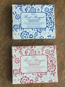 Vintage Avon Purse Accessories Sewing Kit