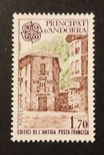 CEPT Ausgabe 1979 franz. Andorra Einzelmarke Mi-Nr. 298 postfrisch, Versandwahl