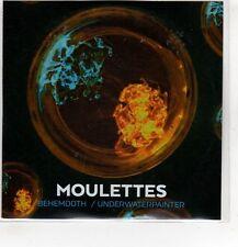 (HF910) Moulettes, Behemooth / Underwater Painter - 2016 DJ CD