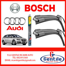 Audi A3 de 2003 Sportback Par Cepillos Delanteros Limpiaparabrisas Cristal Bosch