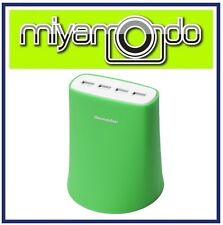Thecoopidea Jelly 5.1A 4 USB Charging Station (Green)