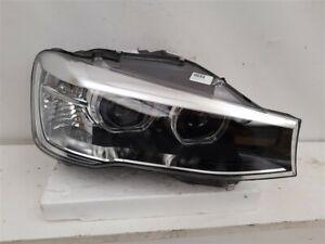 BMW X3 F25 X4 F26 XENON LCI FACELIFT SCHEINWERFER VORNE RECHTS ORIGINAL