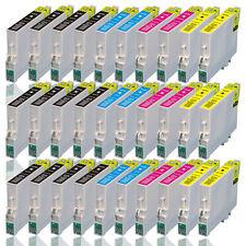 30 Drucker Tinte Patronen für Epson Workforce WF-2750DWF WF-2760DWF XL