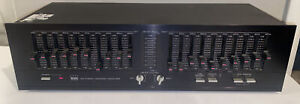 BSR 1100 stereo frequency equalizer