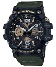 Casio G-shock MUDMASTER Tough Solar 200m Gsg-100-1a3 Gsg100-1a3 Mens Watch