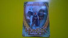 Card HUNTIK SECRET & SEEHERS RAIJIN THE THUNDERBOLT