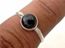 Black Onyx Ring 925 Sterling Silver Ring Handmade Ring Worry Ring All Size KA-50