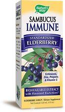 Nature's Way, Sambucus Immune, Bio-Certified Elderberry, 4 fl oz (120 ml)