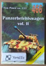 Panzerbefehlswagen vol.II - Tank Power 466