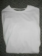 Russell Mens Medium White Athletic Shirt