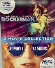 Brand New Almost Famous Blu Ray & Digital Copy Rocketman Digital movie Only
