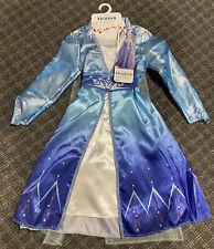 Disney Elsa Adventure Dress Nwt
