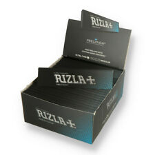 RIZLA PRECISION King Size Slim Hand Rolling Papers Tobacco Smoking - CHOOSE QTY