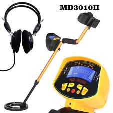 Md3010Ii Lcd Dispaly Metal Detector Gold Digger Hunter Metal Finder + Earphone